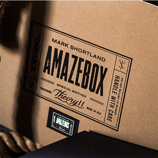 AmazeBox Kraft (Gimmick and Online Instructions) b...