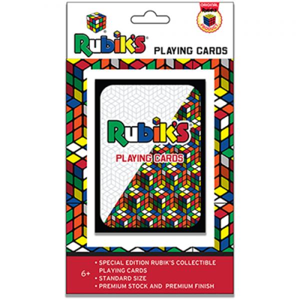 Rubik's Playing Cards by Fantasma Magic