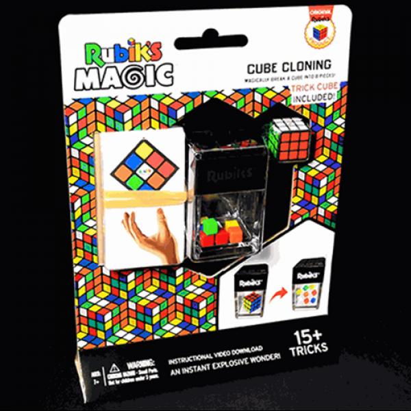 Rubik's Cube Cloning with Trick Cube (15 Tricks) b...