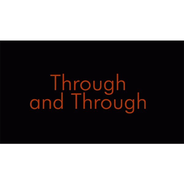 Through and Through by Jason Ladanye video DOWNLOA...