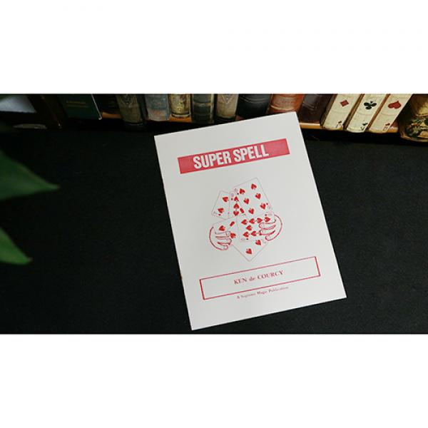 Super Spell by Ken De Courcy - Libro