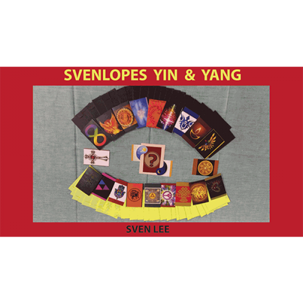 Svengali Envelopes YIN & YANG by Sven Lee