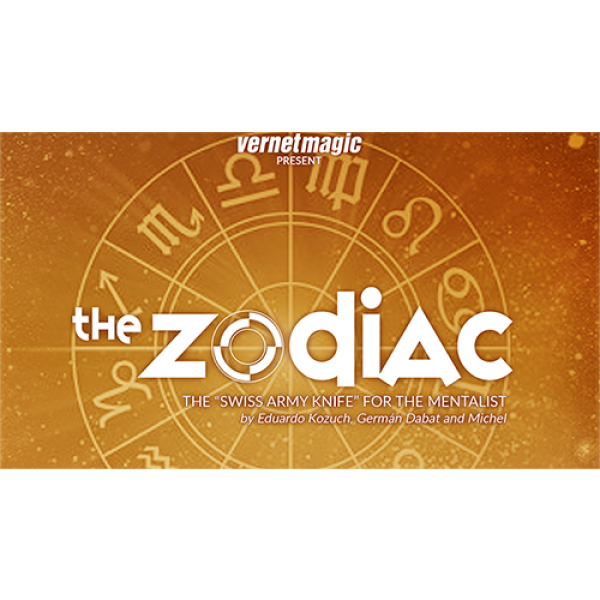 The Zodiac (Gimmicks and Online Instructions) by V...