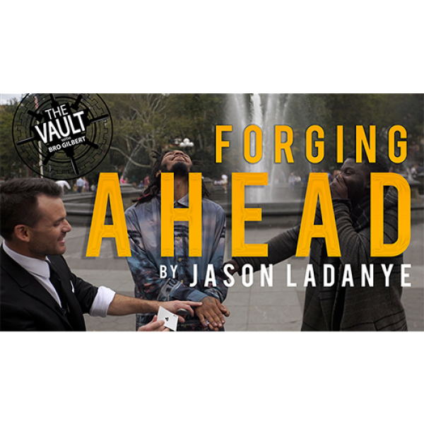 The Vault - Forging Ahead by Jason Ladanye video D...