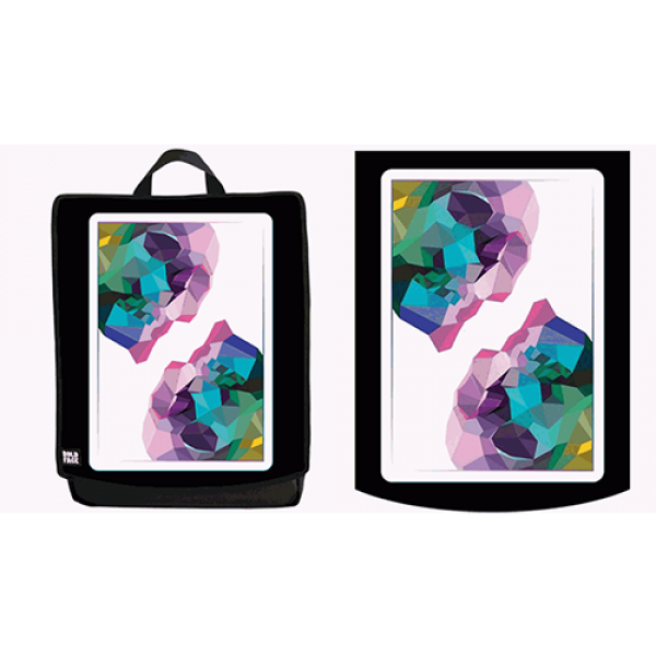 CARD Backpack (Memento Mori) by Murphy's Magi...