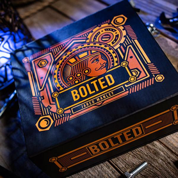 Bolted (Gimmick & Online Instructions) by Jared Manley