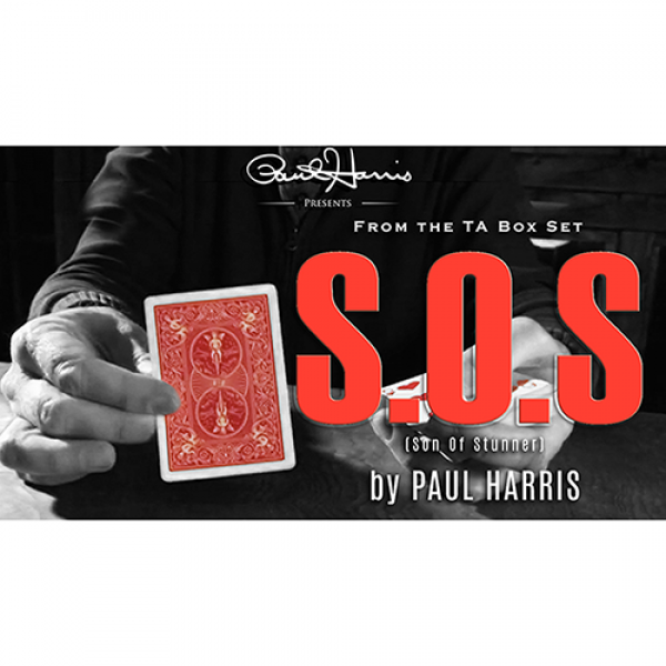The Vault - SOS (Son of Stunner) by Paul Harris vi...