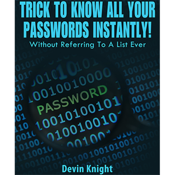 Trick To Know All Your Passwords Instantly! (Writt...