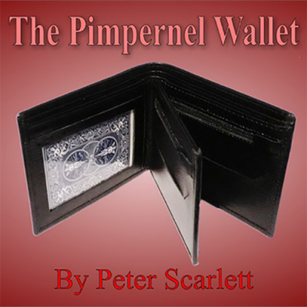 The Pimpernel Wallet by Heinz Minten