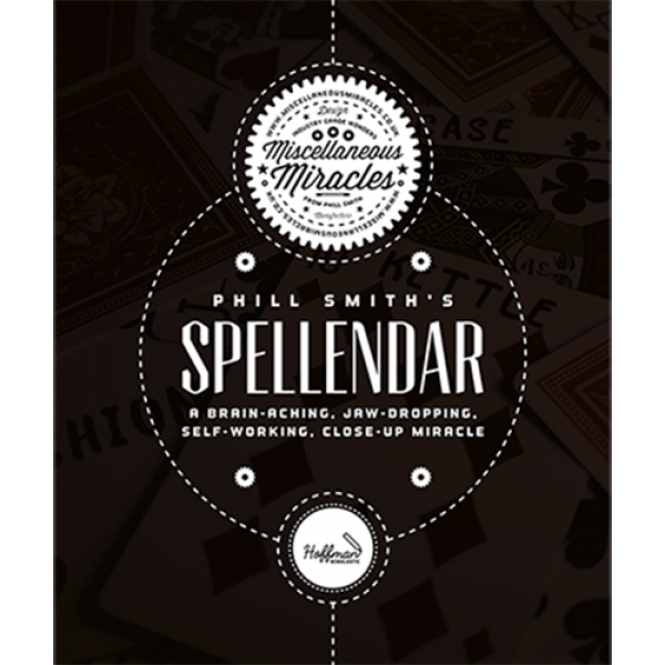 Spellendar (Gimmick and Online Instructions) by Ph...