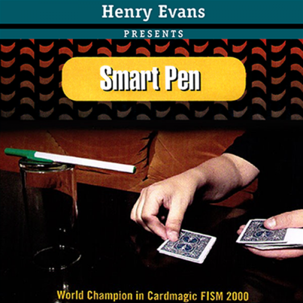 Smart Pen (Gimmicks and Online Instructions) by He...