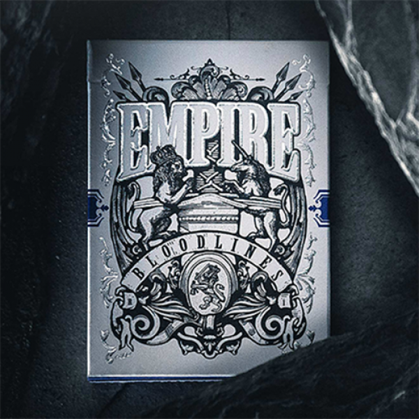 Mazzo di carte Empire Bloodlines (Royal Blue) Play...