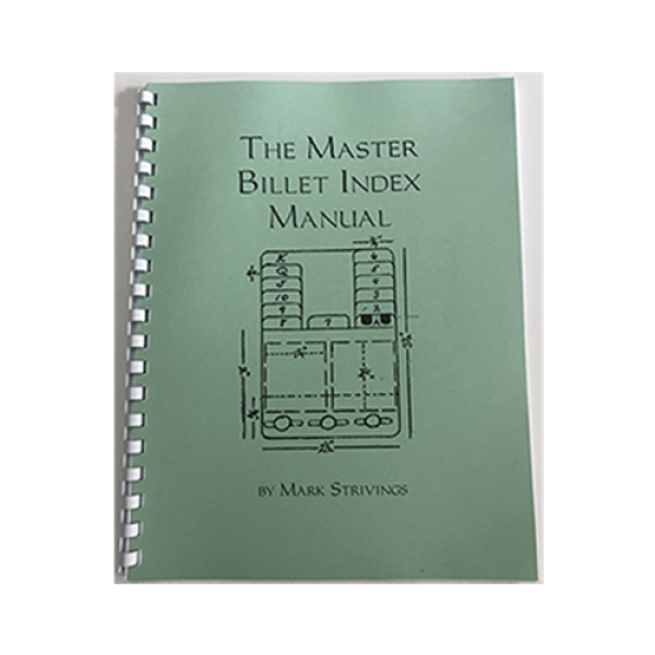The Master Billet Index Package by Mark Strivings