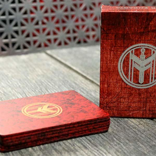 FIBER BOARDS Cardistry Trainers (Tigers Eye) by Ma...