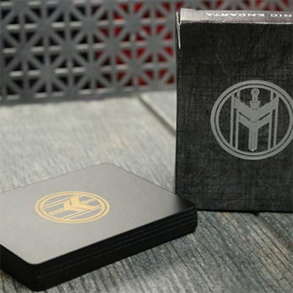 FIBER BOARDS Cardistry Trainers (Black Onyx) by Ma...