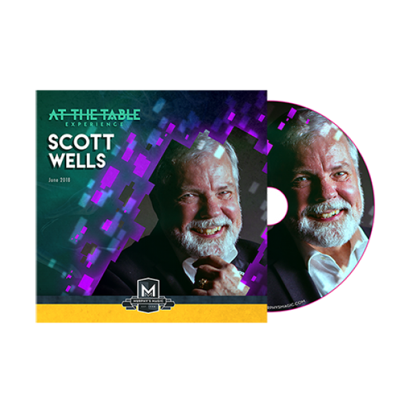 At The Table Live Scott Wells - DVD