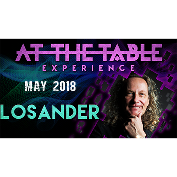 At The Table Live Losander May 2nd, 2018 video DOW...