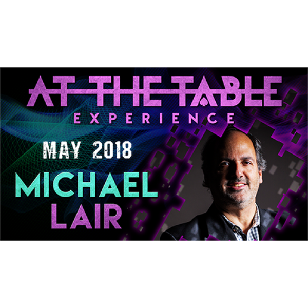 At The Table Live Michael Lair May 16th, 2018 vide...
