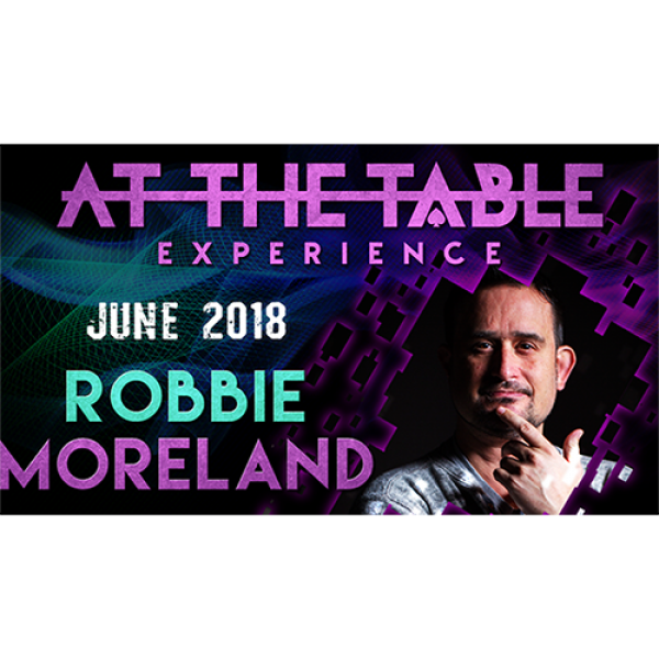 At The Table Live Robbie Moreland June 6th, 2018 v...