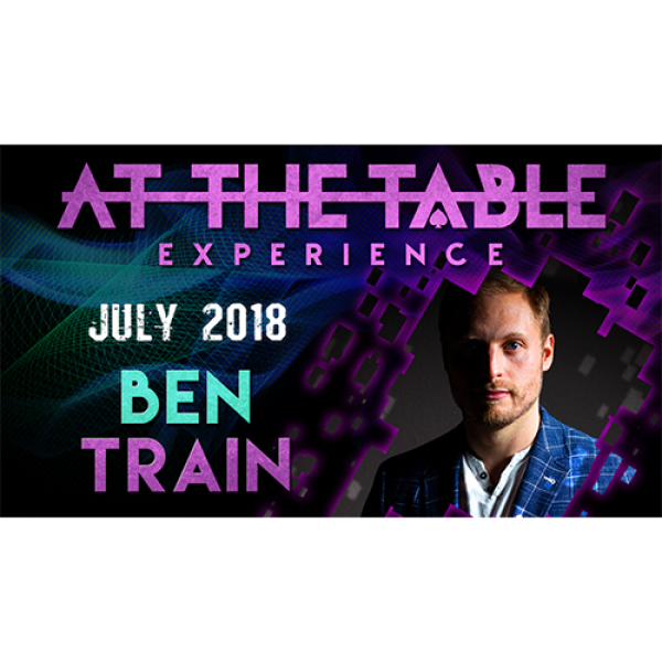 At The Table Live Ben Train July 4th, 2018 video D...