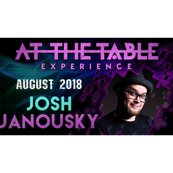 At The Table Live Josh Janousky August 1st, 2018 v...