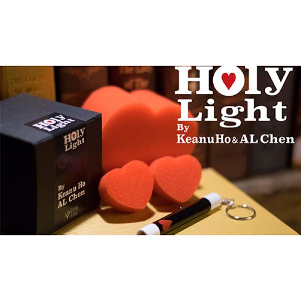 Holy light by Keanu Ho & AL Chen