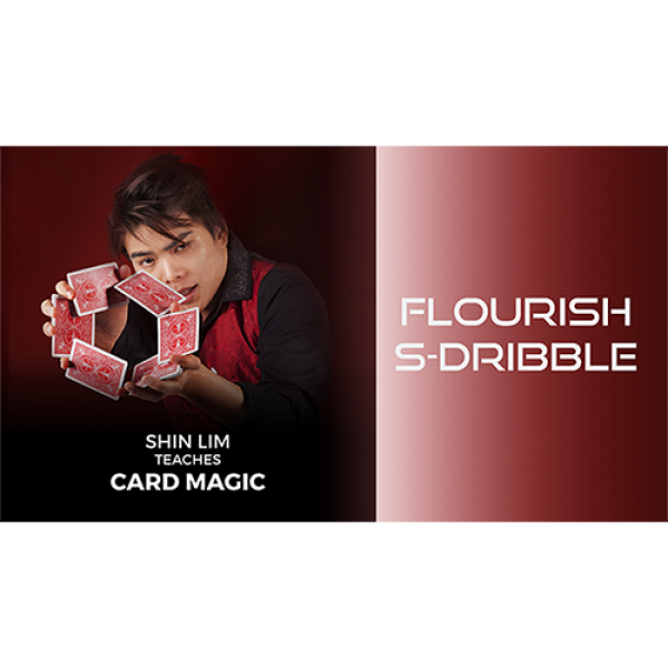S-Dribble Flourish by Shin Lim (Single Trick) vide...