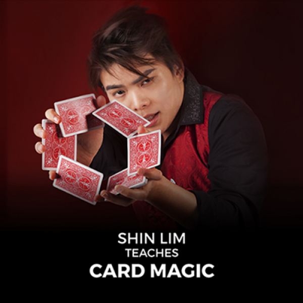 Shin Lim Teaches Card Magic (Full Project) video D...