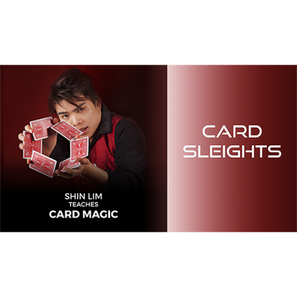 Card Sleights by Shin Lim (Single Trick) video DOW...