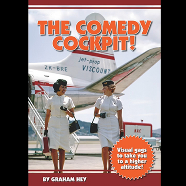 The Comedy Cockpit! 'Visual gags to take you to a higher altitude!' by Graham Hey - Libro