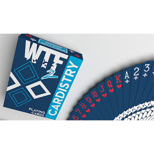Carte Cardistry Fanning Playing Cards