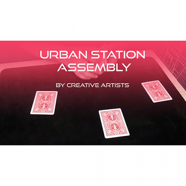 Urban Station Assembly by Creative Artists video D...