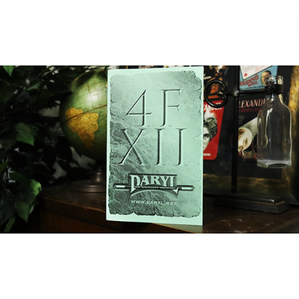 4FXII Lecture (Italian) by DARYL - Libro