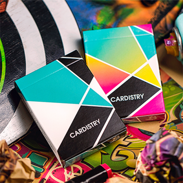 Cardistry Colour Playing Cards