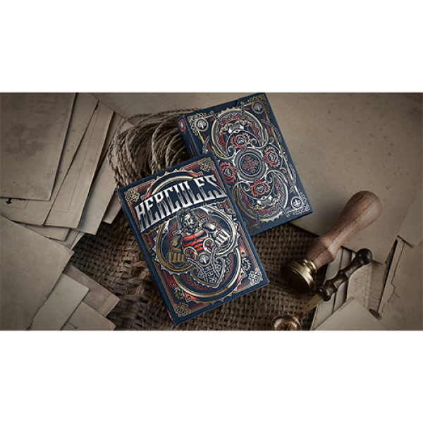 Mazzo di carte Limited Edition Hercules Playing Cards