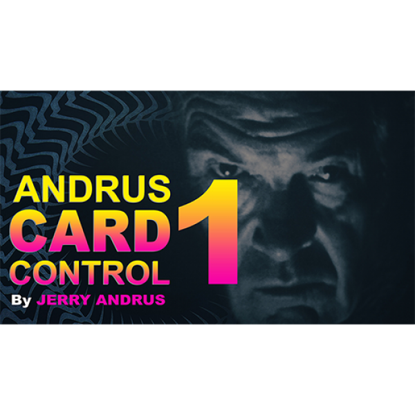 Andrus Card Control 1 by Jerry Andrus Taught by Jo...