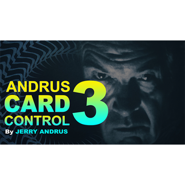 Andrus Card Control 3 by Jerry Andrus Taught by Jo...