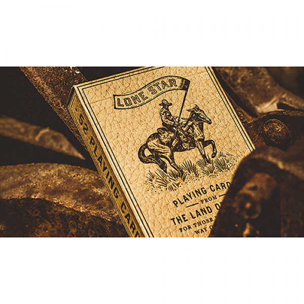 Deluxe Lone Star Playing Cards by Pure Imagination...