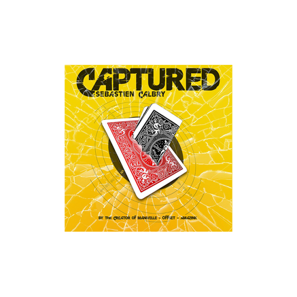 CAPTURED Red (Gimmick and Online Instructions) by ...