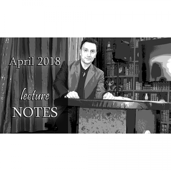 April 2018 Lecture Notes by Sandro Loporcaro (Amaz...