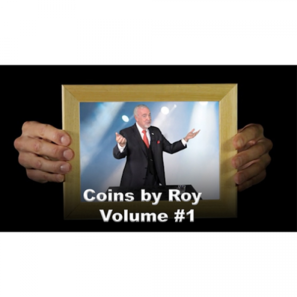Coins by Roy Volume 1 eBook and video by Roy Eidem...