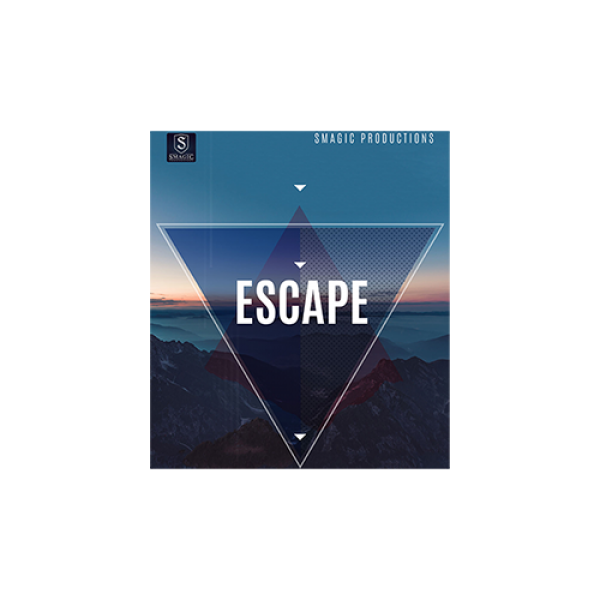 ESCAPE Blue (Gimmicks and Online Instructions) by ...