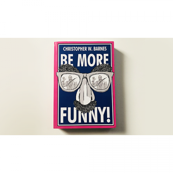BE MORE FUNNY by Christopher T. Magician - Libro