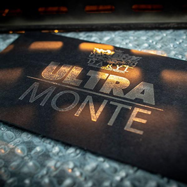 Ultra Monte (Gimmicks and Online Instruction) by D...