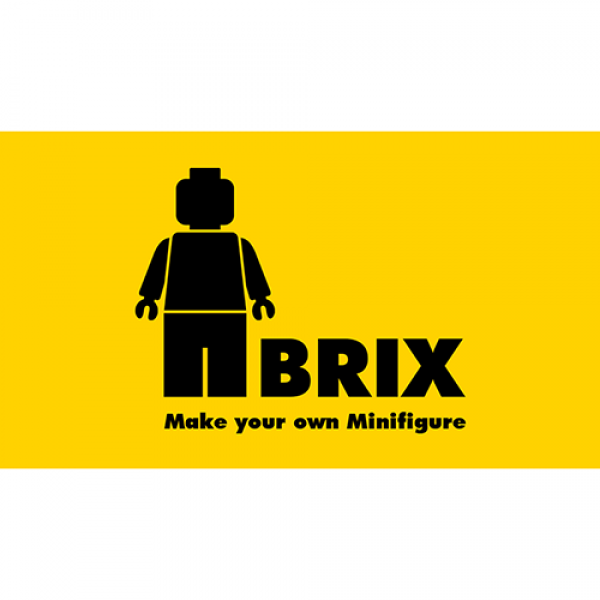 BRIX (Gimmick and Online Instructions) by Mr. Pear...