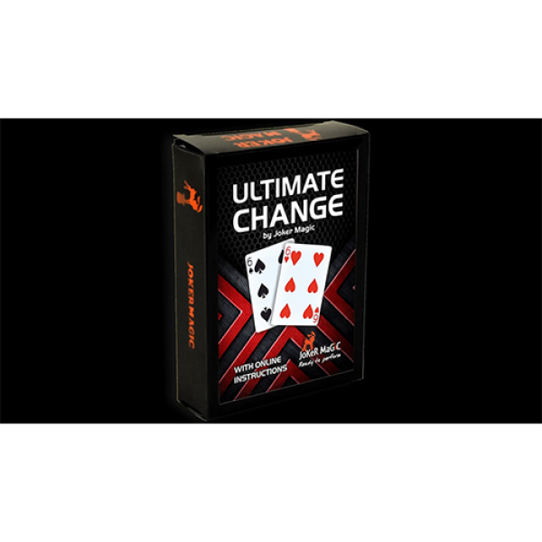 Ultimate Change by Joker Magic