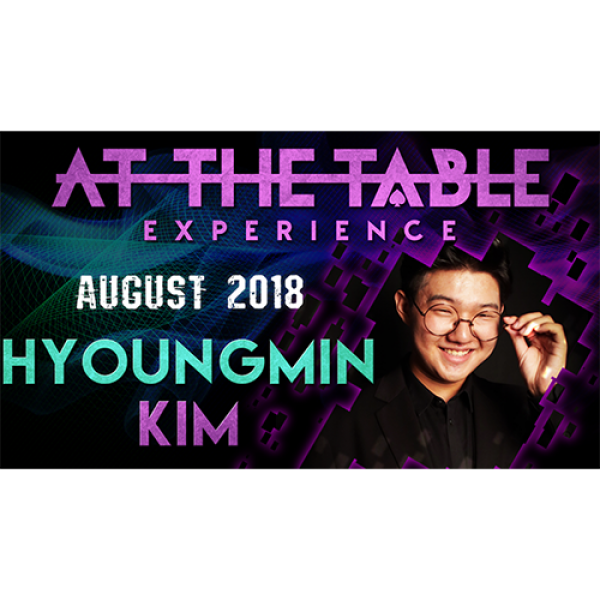 At The Table Live Hyoungmin Kim August 15, 2018 vi...