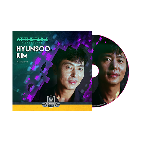 At The Table Live Hyunsoo Kim - DVD
