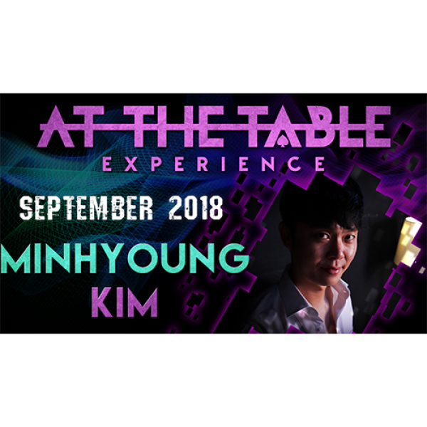 At The Table Live Minhyoung Kim September 19, 2018...