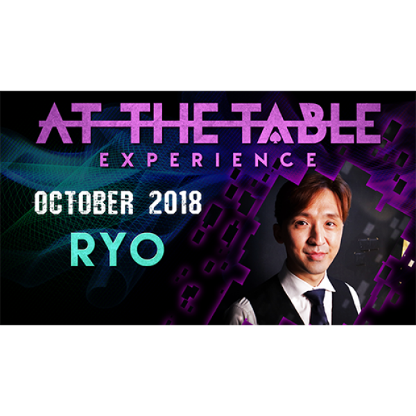 At The Table Live Ryo October 17, 2018 video DOWNL...